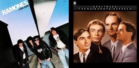 1970s Ramones & Kraftwerk